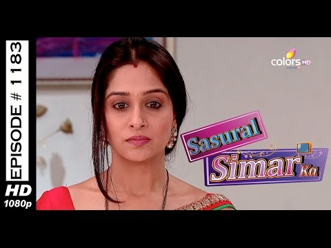 Sasural Simar Ka - 20th May 2015 - ससुराल सीमर का - Full Episode (HD) thumbnail