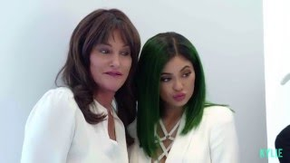 KYLIE UP CLOSE: My Lip Kit Launch Party