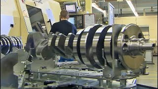 BMW Motorcycle Engines Mechanical Production