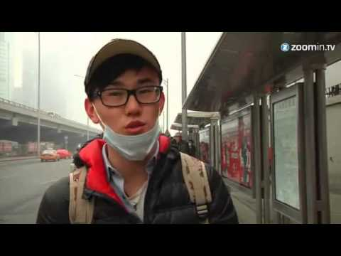 Peking gibt erstmals Smog-Warnung heraus