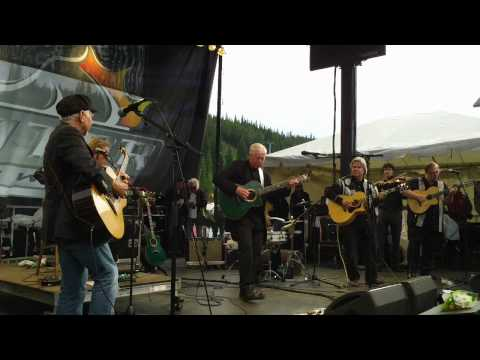 Bruce Cockburn All Star Jam w/ Phil Keaggy at Copper Mountain 8-11-12 Waiting For A Miracle