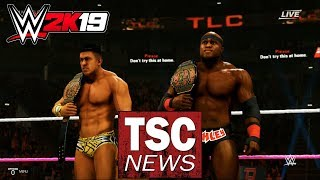 WWE 2K19 Titans Pack Review | TSC News