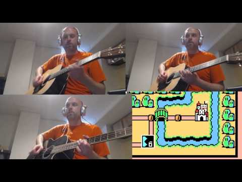 Koji Kondo - Super Mario Bros 3 Dont Step On The Donuts