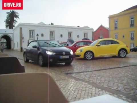 Volkswagen Beetle 2013, обзор
