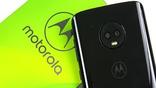 Motorola Moto G6 Unboxing & First Impressions!
