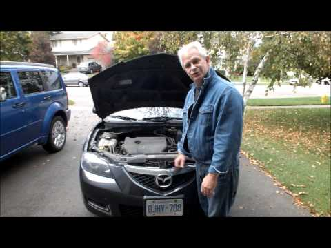 Fix Your Mazda 3 Stalling Running Rough