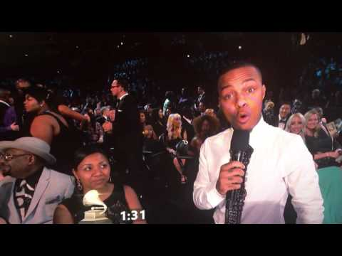 You Guys Remember Bow Wow? Want To Watch Him Nearly Breakdown At The Grammys?