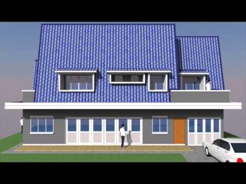 Rekabentuk Ubahsuai Rumah Banglo 2 Tingkat di Seksyen 3 Shah Alam