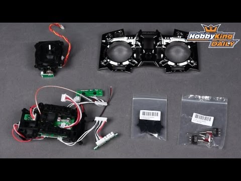 HobbyKing Daily - Turnigy 9XR Spare Parts
