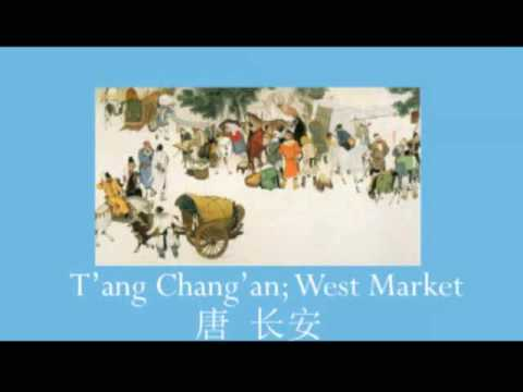 Anshina's Architecture (Episode 3): PART 1: Early Chinese Urban Planning (T'ang Chang'an series)