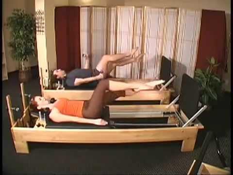 Jump Board Pilates I DVD Sample from Pilates Sports Center