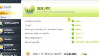 instalando avast! Internet Security 5.0 +serial part 2