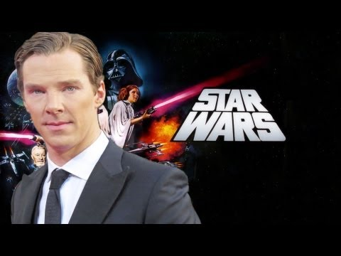 Benedict Cumberbatch Reacts To Star Wars Episode 7 News
