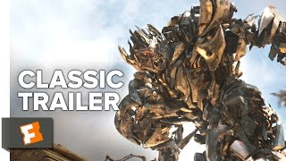 Transformers: Revenge of the Fallen (2009) - Official Trailer