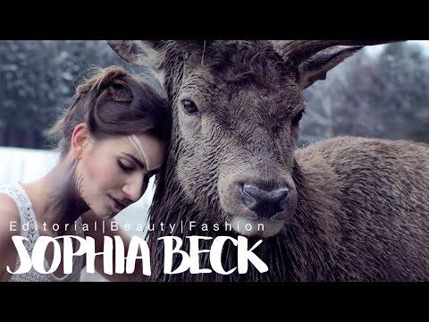 Making of Hirschshooting mit Sophia Beck Photography   startnext.com