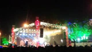 Kankaria karnival rock show