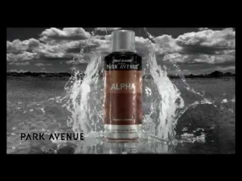 Park Avenue Deo new AD - Alpha - The complete...