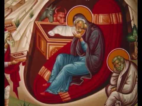 ΧΡΙΣΤΟΣ ΓΕΝΝΑΤΑΙ - CHRIST IS BORN