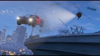 Fresh GTA 5 Screenshots -- Masks, Bikes & More - Grand Theft Auto V, PS3, Xbox 360 - HD 2013