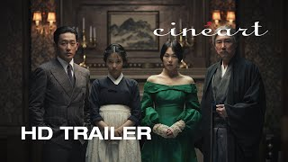 THE HANDMAIDEN - Park Chan-Wook - Officiële trailer - Nu in de bioscoop