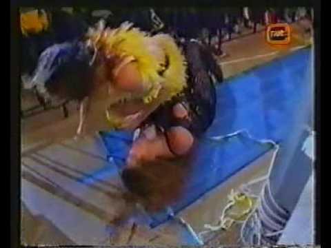 Women Wrestling 1