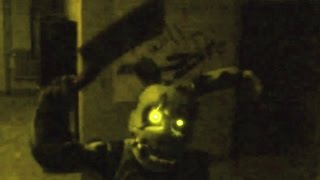 Springtrap Scares More People