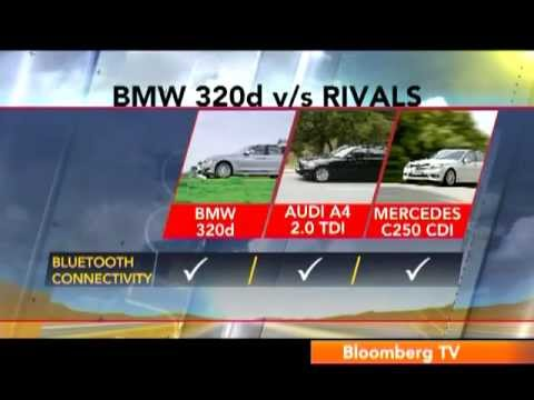 2012 BMW 3-Series Vs Audi A4 Vs Mercedes C-Class   Comparison Test   Autocar India