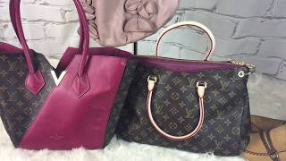 Designer Thrift Haul Louis Vuitton, Tory Burch, Prada ~Music By Mr. Softee