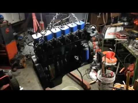 Ford Cummins Conversion (part 1)