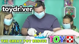 ToyDriver - The Great Toy Rescue