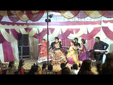 Himangis dance on Hayere Mera Ghagra at Diwali 2013 KAG