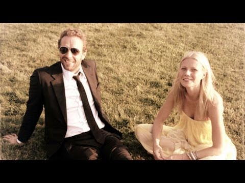 Gwyneth Paltrow and Chris Martin on Vacation Following Their Breakup