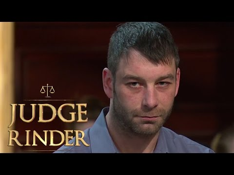 Man Describes Massive Drinking Bender | Judge Rinder