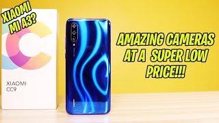 Xiaomi Mi CC9(Mi A3) Review - GREAT CAMERAS AT A SUPER LOW PRICE!!!