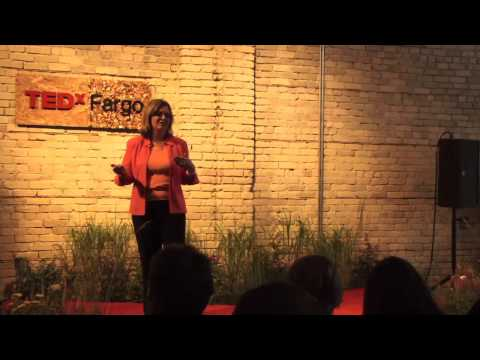 The special skills of autism: April Schnell at TEDxFargo