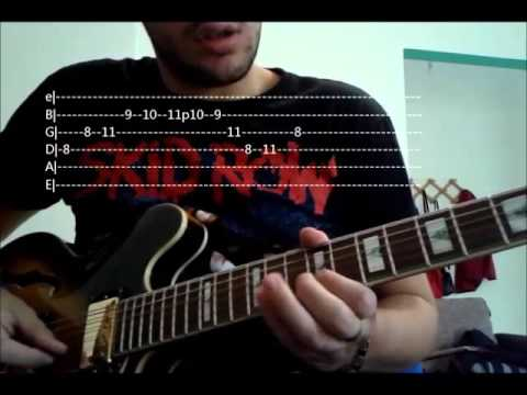 Lesson Guitar - Take 5 Jazz