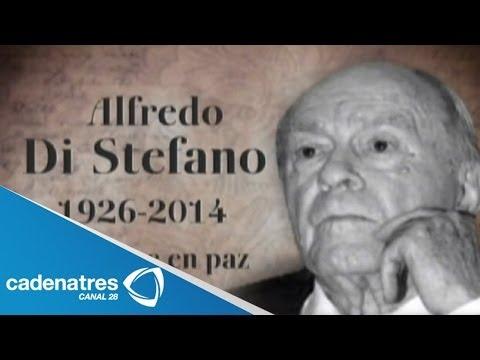 Muere a los 88 años Alfredo Di Stéfano, uno de los mejores futbolistas de la historia