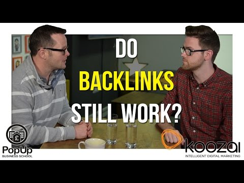 Do Backlinks Still Work?