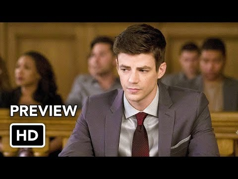 "The Flash 4x10 Inside ""The Trial of The Flash"" (HD) Season 4 Episode 10 Inside"