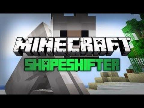 Minecraft Mod Review - Shape Shifter Mod