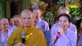 NS Thanh Ngân tại Lễ Vía Phật Quán Thế Âm tại Đại Tòng Lâm 2014