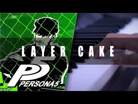 Persona 5: Layer Cake Cover | Mohmega