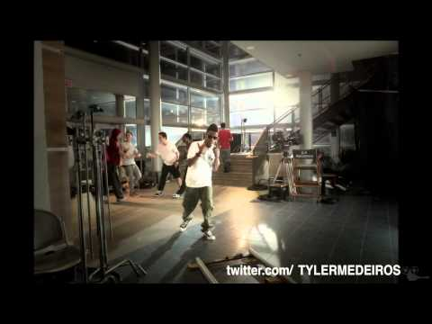 Tyler Medeiros f. Lil Twist - Say I Love You (Please Don't Go) - Behind The Scenes