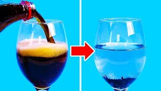 22 AMAZING WATER TRICKS THAT ARE SO EASY TO DO
