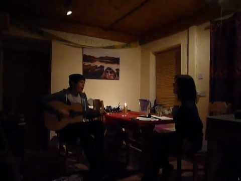 Civil Wars - Barton Hollow cover - Luke Jackson & Debs Earl