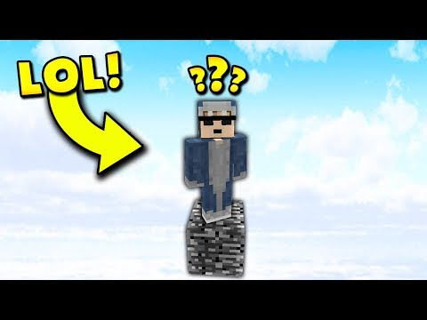 HOW TO TROLL A YOUTUBER In Minecraft! - Troll Wars EP3