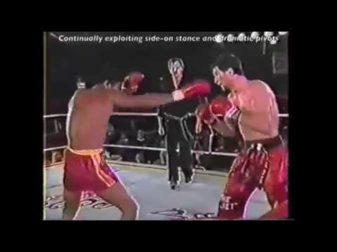 МУАЙ ТАЙ против КИКБОКСИНГА, легендарный бой, изменивший историю