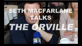 download lagu Interview: Seth Macfarlane On How 'the Orville' Is Filling gratis