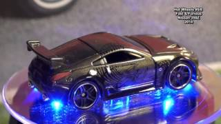 Hot Wheels Fast & Furious 4/8 Nissan 350Z 2014 HotWheelz 4 U Toys