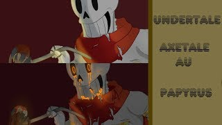 Undertale - Axetale Papyrus - Just A Normal Day